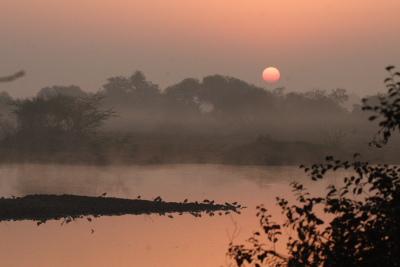 Sunrise in Koleadeo