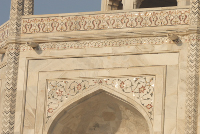 Taj Mahal Inlays